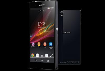 Keunggulan Sony Xperia Z