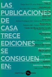 CASA TRECE EDICIONES