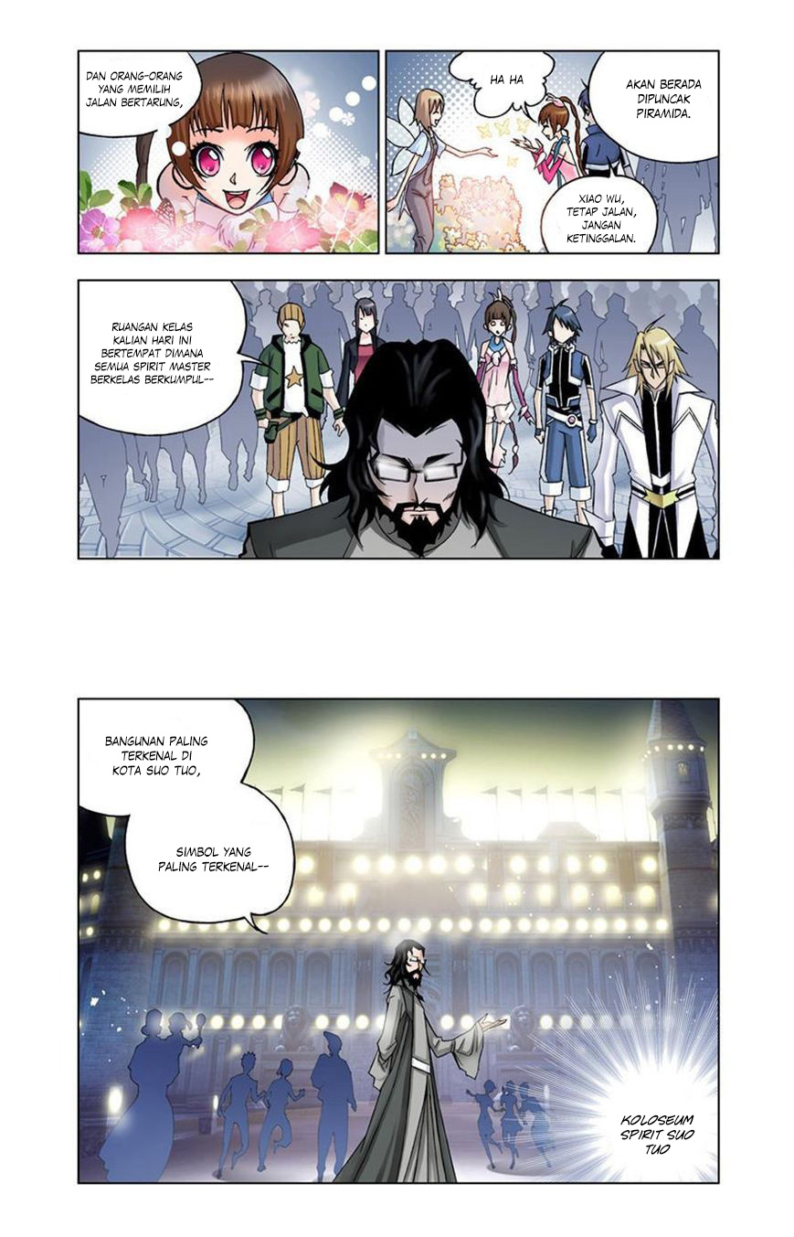 Soul Land Chapter 19