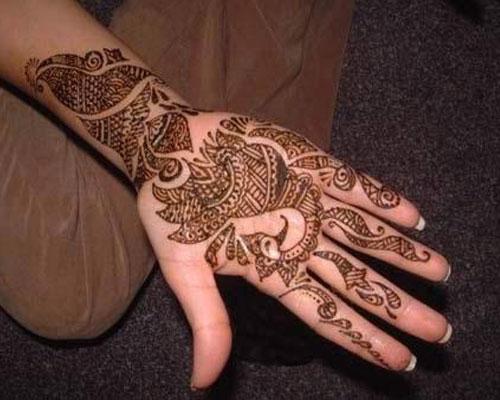 Pakistan cricket player pakistani henna design - Motif henne simple ...