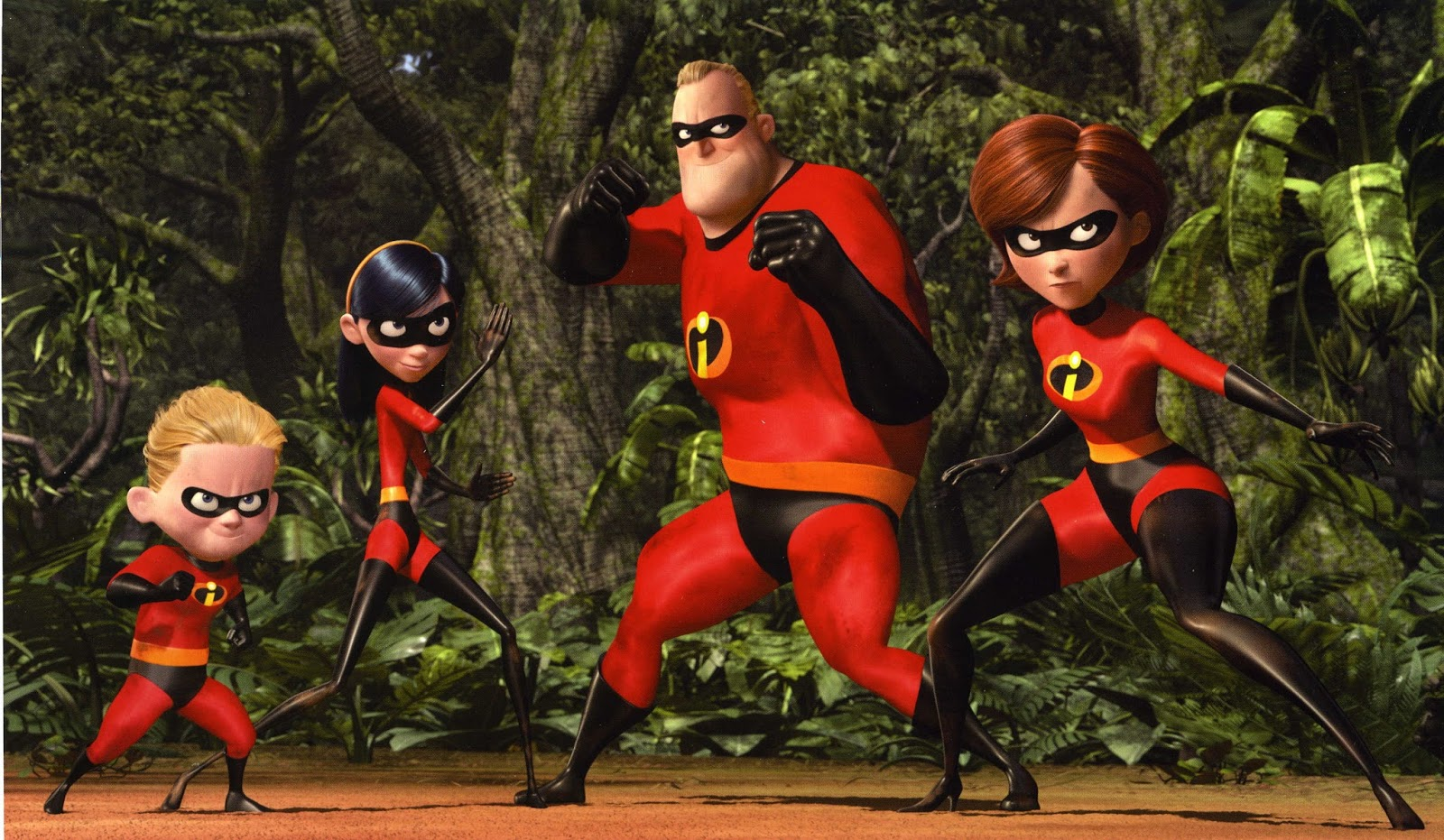 The Incredibles S2 s The Incredibles