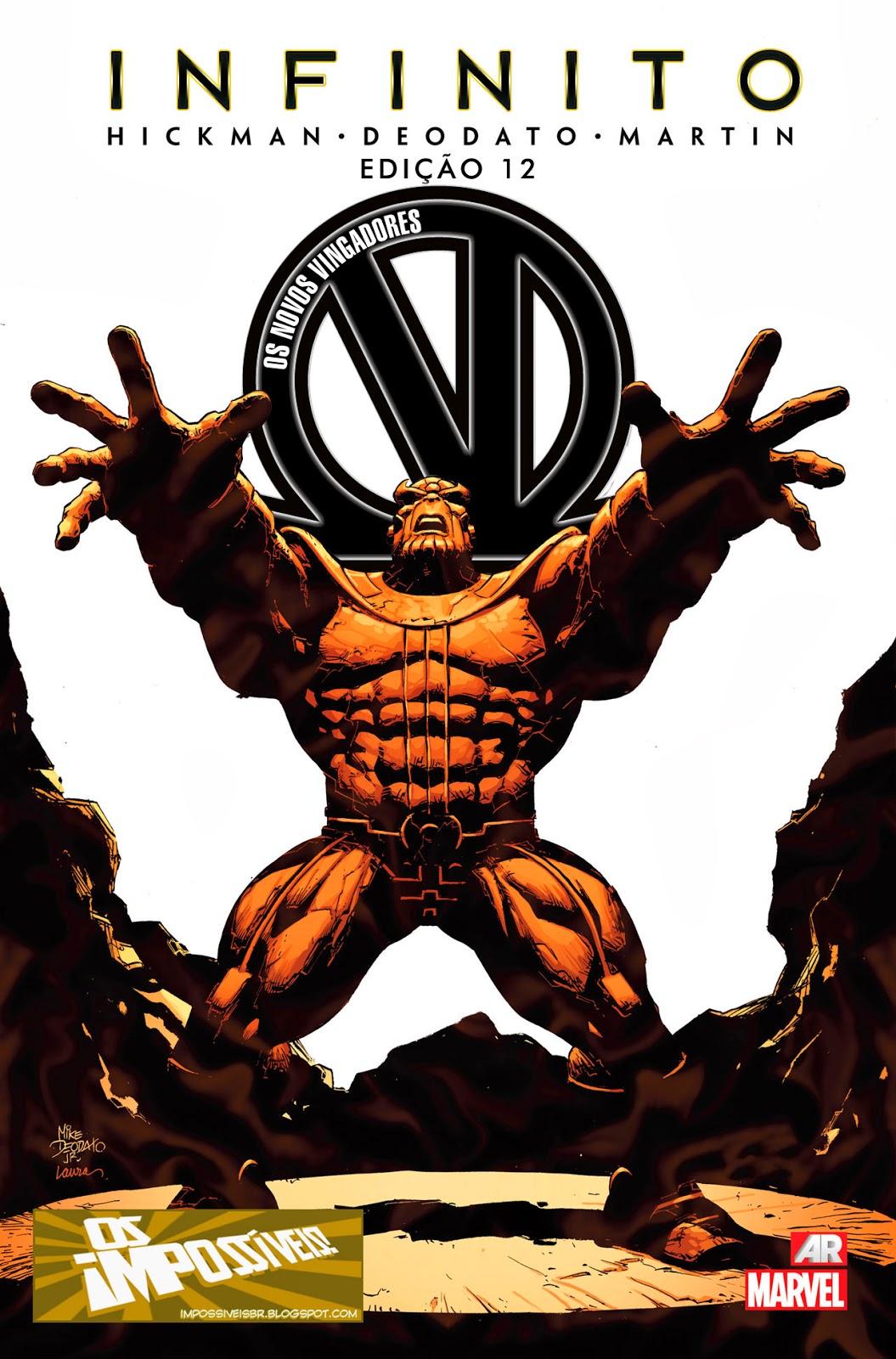 Nova Marvel! Os Novos Vingadores #12