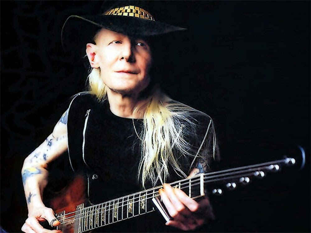 RIP Johnny Winter