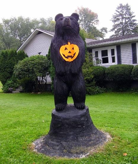 Happy Hallowe'en from Bradford County, PA