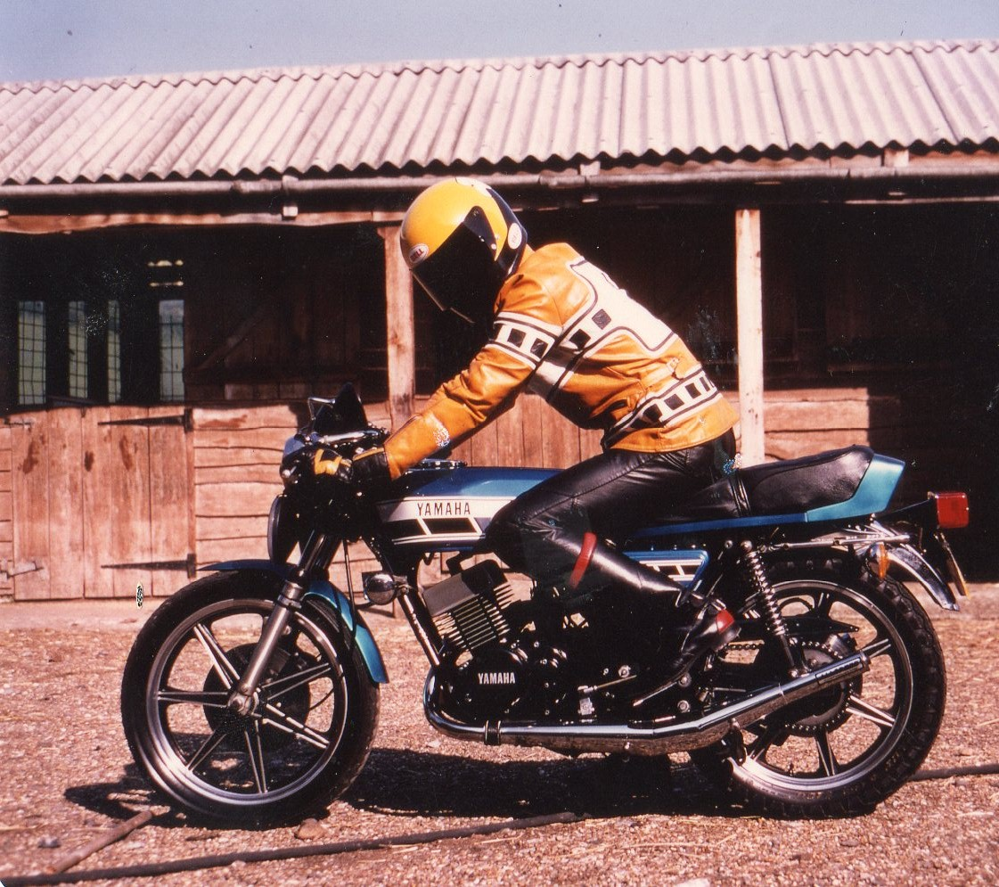 European motorcycle diaries spirit of the seventies 1976 rd400 falaconquin