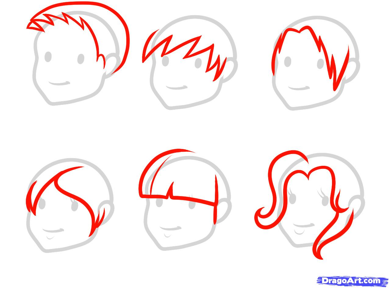 How to draw people, step by step, with our FREE online ...