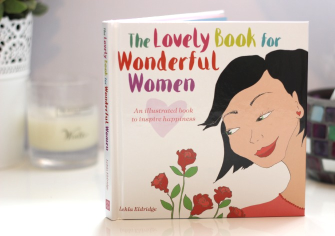 the lovely book for wonderful women
