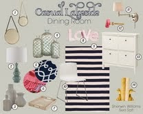 Mood board by Teal & Lime Interiors for Bonnie Project | bonnieprojects.blogspot.com