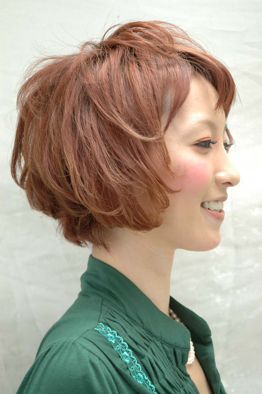 Traditional Japanese Hairstyles For Short Hair : Short Hair Styles: The Japanese Traditional Hairstyle Picture