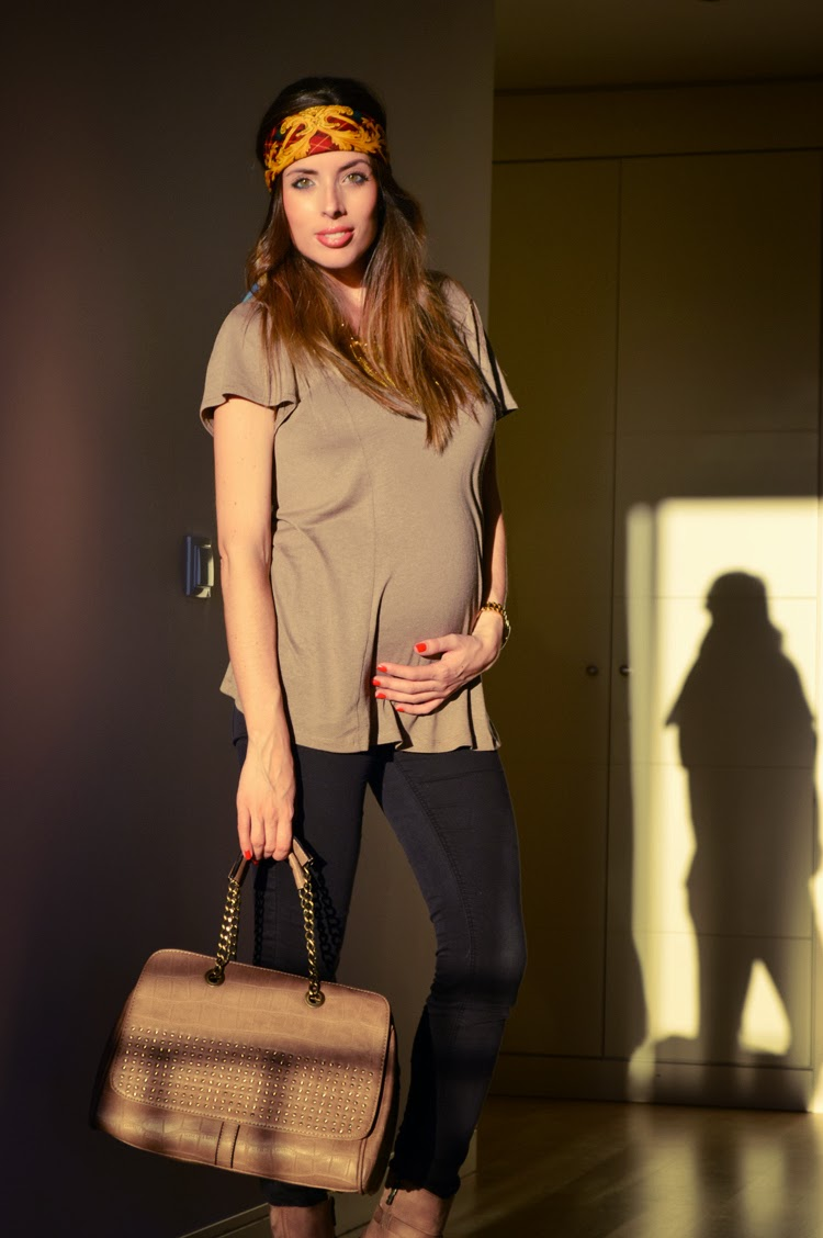 CASUAL & GLAM LOOK PREMAMA