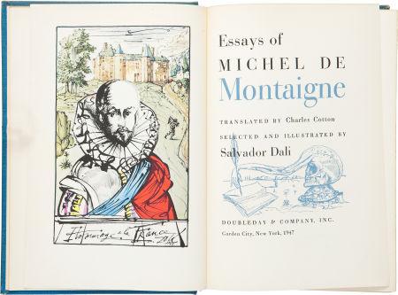 essays of michel de montaigne 1947