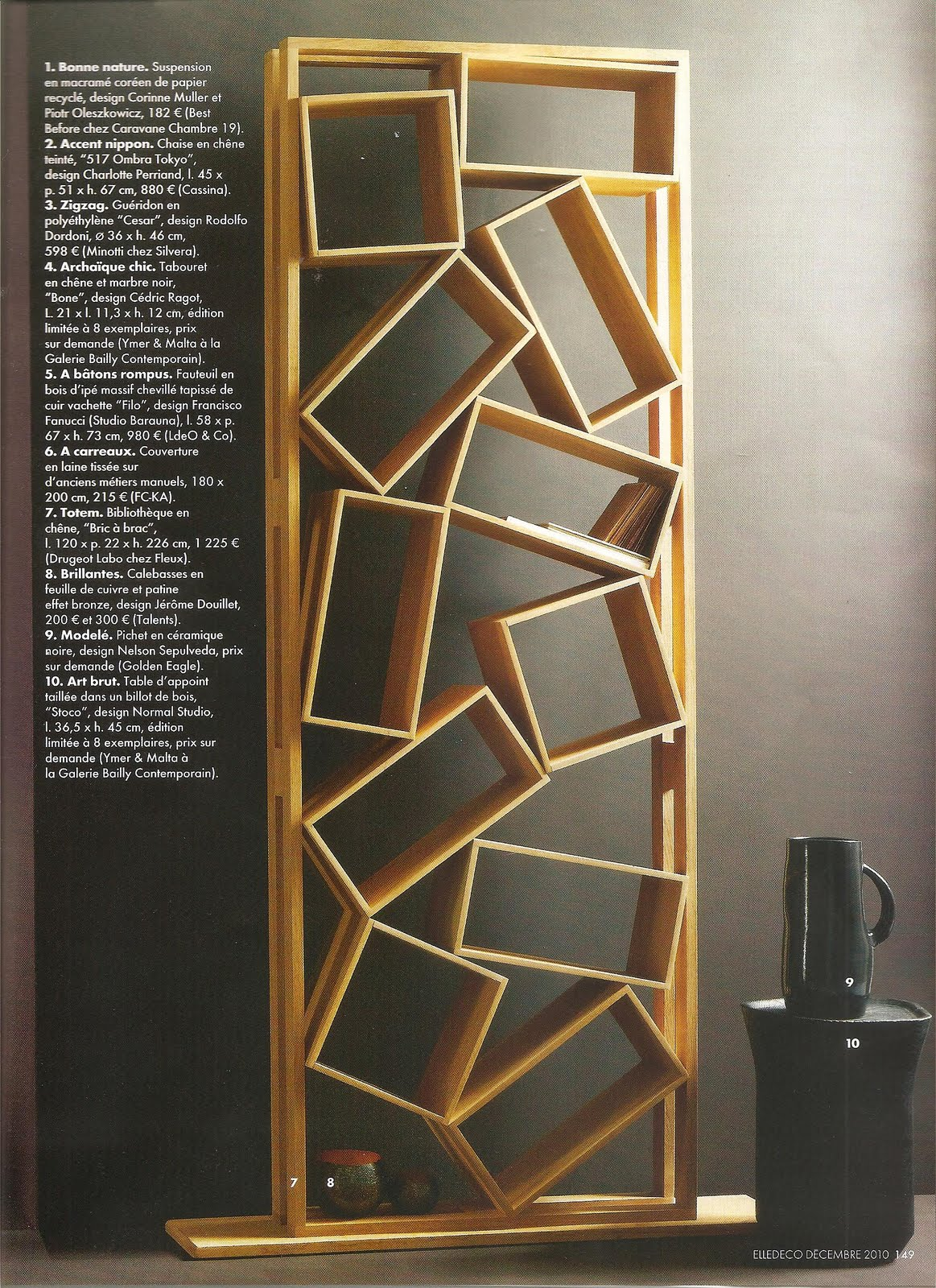 George Interior Design Saturday Trend Asymmetrical