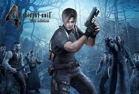 Download Gratis Game Resident Evil 4 Full Version