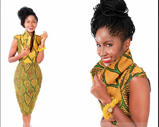 Fashion Police Nigerian Movie Osa eye fashion and stye in