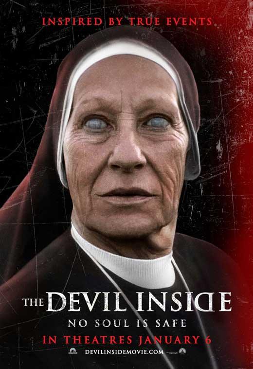 The devil inside (Con el diablo adentro) (2012) Español Latino