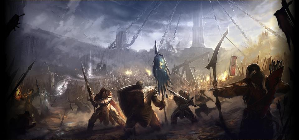 Elder Scrolls Online Skyfall MMO