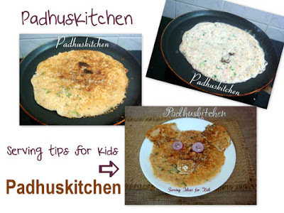 How to make oats dosa