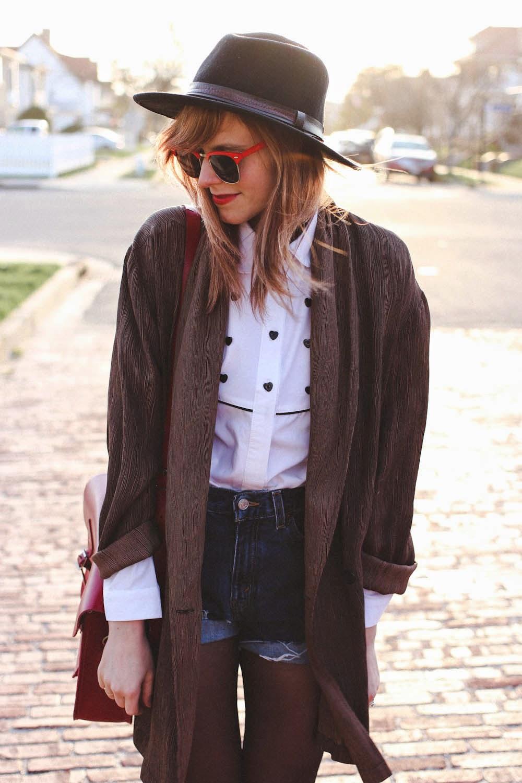 nyc fashion blog, nyc fashion bloggers, vintage fashion blog, chicwish blouse, long beach ny