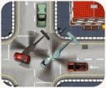 Game điều khiển giao thông.