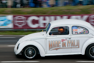 VW Beetle Drag Racing at Euro bug in