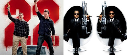 Jump Street Men in Black Crossover