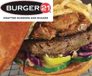 burger 21 opening!