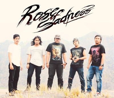 Rose Of Sadness Band Experimental Metalcore Surabaya Foto Personil Logo Wallpaper