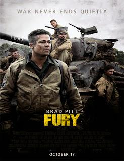 Corazones de acero (Fury) (2014) online