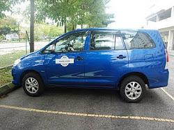 Taxi Executive 1 Malaysia