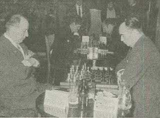Partida Ulvestad – O'Kelly, 7º ronda 28-02-1969, Torneo de Ajedrez de Olot