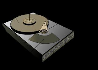 A future Technology Hard drive