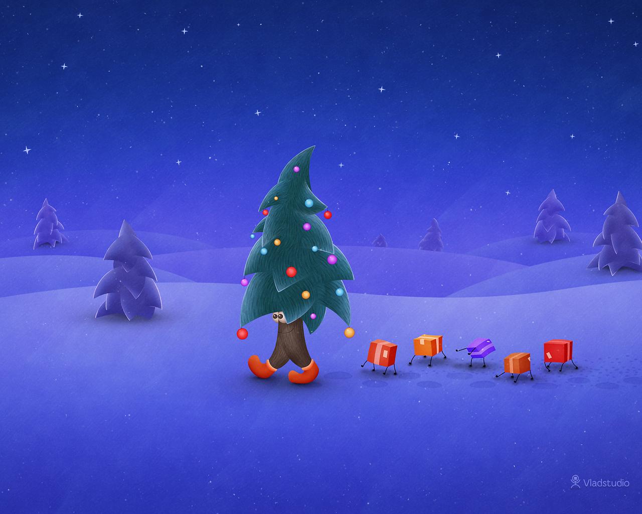 http://1.bp.blogspot.com/-YtZD0MjHntI/Tu2lieWAX1I/AAAAAAAABbM/duBfSsktkz0/s1600/vladstudio_traveling_christmas_tree_1280x1024_signed.jpg