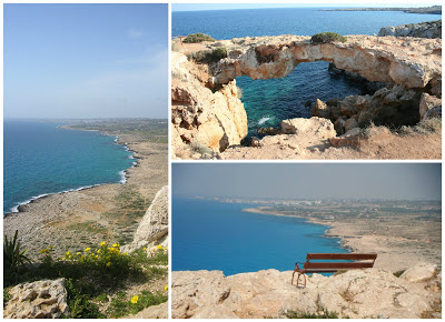 Cape Greco sea views