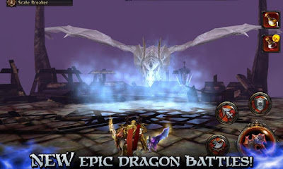 Eternity Warriors 2 Mod Apk v3.2.3 Unlimited Purchase