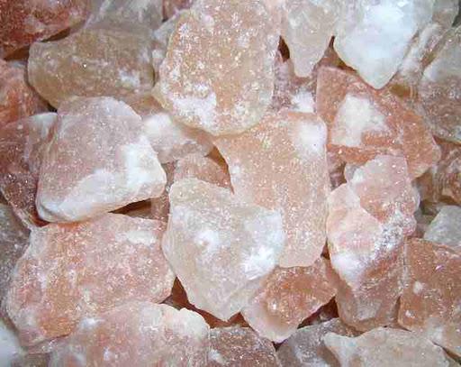 Adelgazar es sencillo sal del himalaya - Piedra de sal del himalaya ...