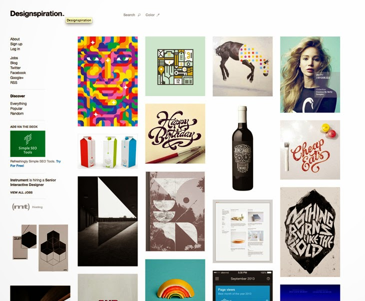 Designspiration - Share your inspiration