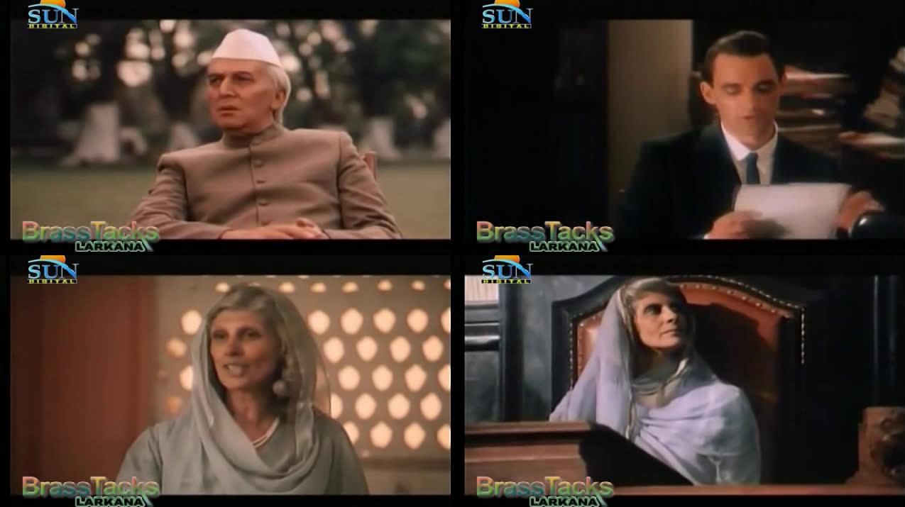 Jinnah (1998) 480p DvDscr 500mb