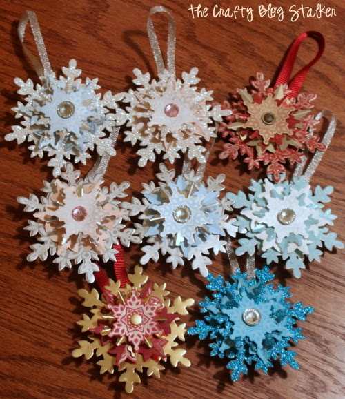 Handmade Christmas Ornament