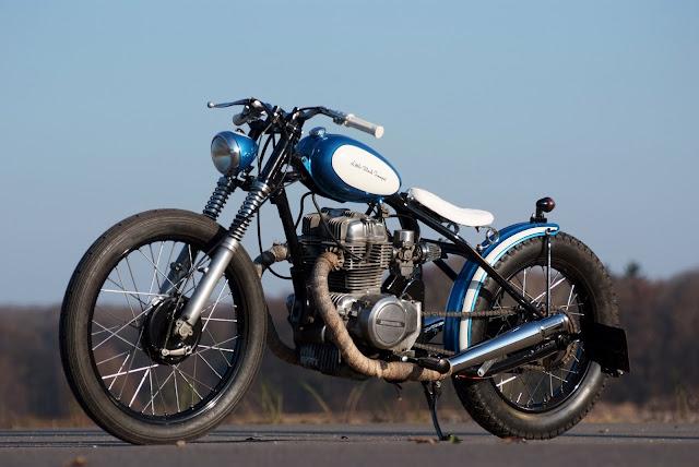 Honda CB 360 Bobber