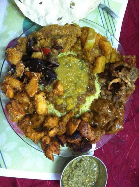 אוכל הודי מדהים במסעדת סלאם בומביי באלנבי