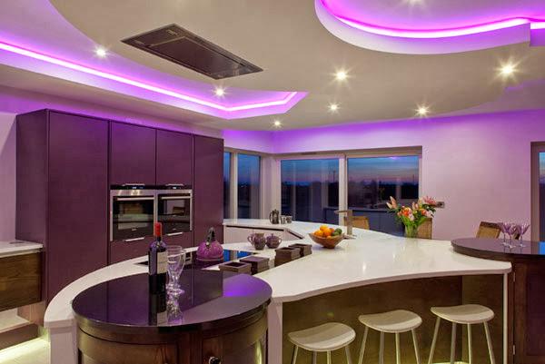 led na decora 231 227 o decor salteado blog de decora 231 227 o e inside a mansion modern kitchen new modern home designs