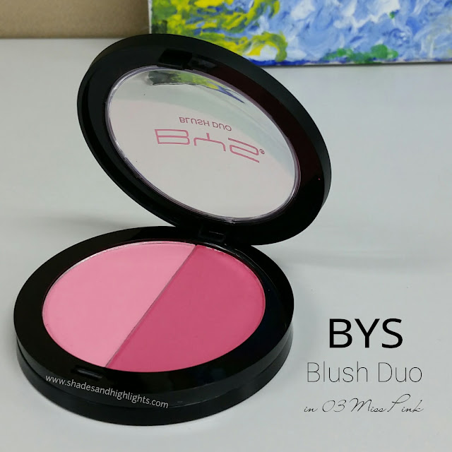 Unboxing BYS Makeup Pro Glamourbox | Shades and Highlights