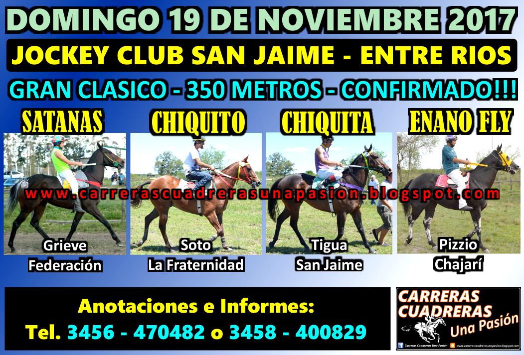 SAN JAIME - CLASICO 350 - 19.11.17