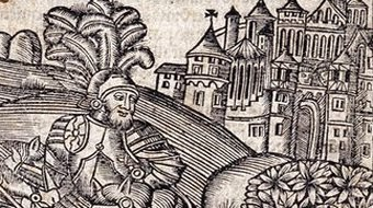 HISTÒRIA DE L'ALMIRALL JOAN II DE VILAMARÍ, BARÓ DE PALAMÓS.