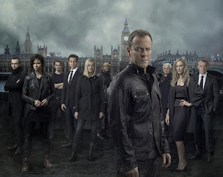 Kiefer Sutherland 24 cast members actors