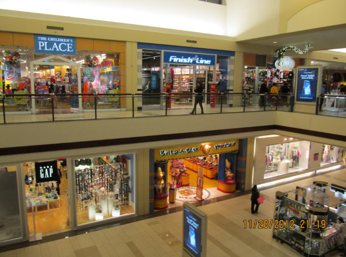 Trip to the mall orland square orland park il