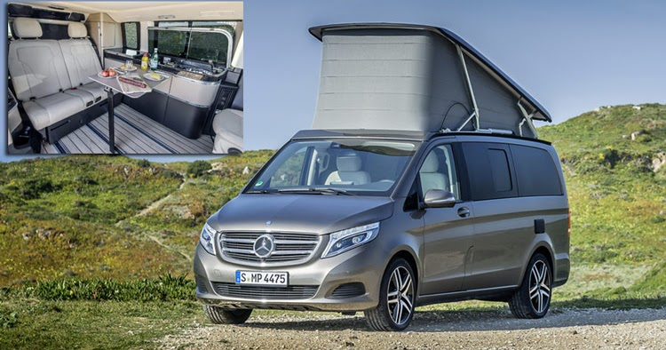 here 39 s your super gallery of mercedes benz 39 s new v class. Black Bedroom Furniture Sets. Home Design Ideas