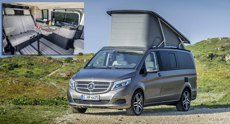 carscoops mercedes v class. Black Bedroom Furniture Sets. Home Design Ideas