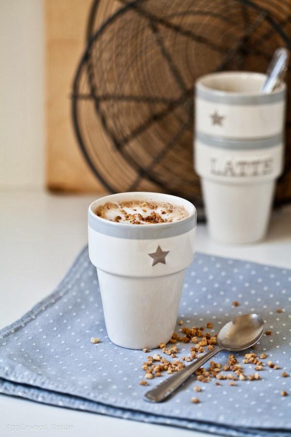 Nougat Cappuccino rezept