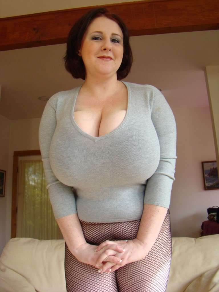 large breast women photos